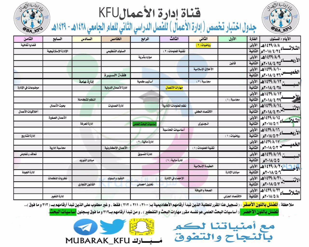 ازدهار عدد عشري عقد جامعة الملك فيصل الجداول الدراسية Sjvbca Org